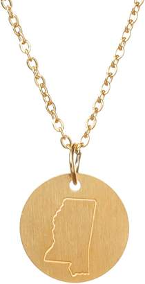 Victoria Emerson Mississippi State Necklace