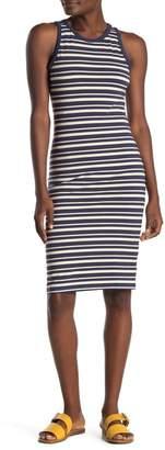 Cotton On Lena Stripe Midi Dress