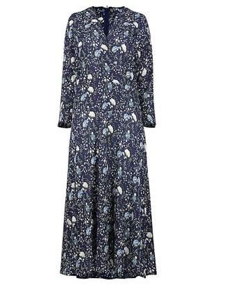 Izabel London Curve Plus Size Floral Pri