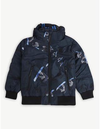 Molo Snowboard bomber jacket 4-14 years