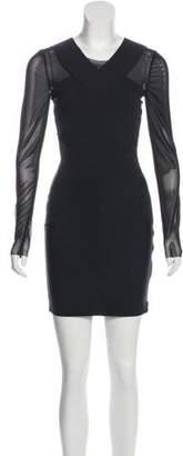 AllSaints Laila Bodycon Dress