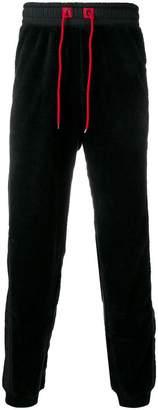 Nike textured track pants