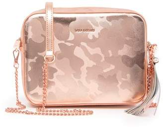 Ted Baker Chloeyy Camo Printed Leather Camera Bag