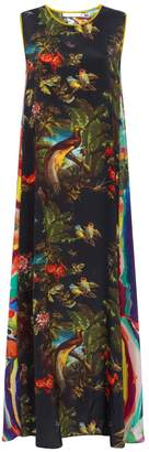 Klements - Patti Dress in Volcano and Magma print