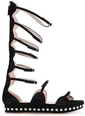 Giambattista Valli gladiator sandals