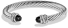 David Yurman Women's Crossover Bracelet with Diamonds