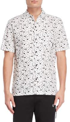 Religion Chord Printed Shirt
