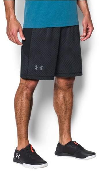 "Men's UA Raid Printed 10\"" Shorts"