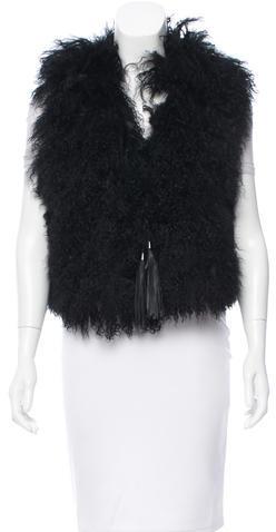 UGGUGG Australia Monglian Lamb Vest