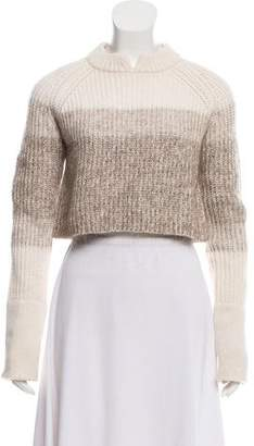 Wes Gordon Wool Ombre Sweater
