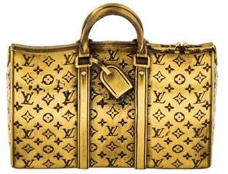 Louis Vuitton Luggage Paperweight