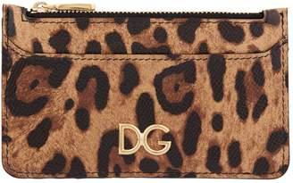 Dolce & Gabbana Zipped Cardholder