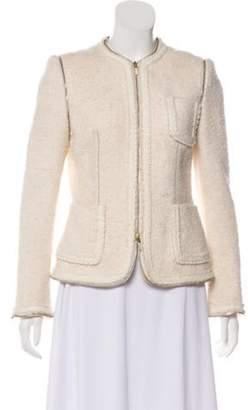Alexander McQueen Fleece Wool Evening Jacket wool Fleece Wool Evening Jacket