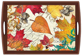 Michel Design Works Fall Symphony Tray