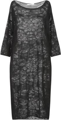 Kangra Cashmere Short dresses