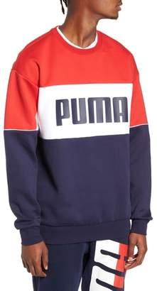 Puma Retro Crewneck Sweatshirt
