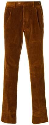 Tagliatore high waisted trousers