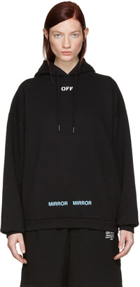 Off-White Black Care 'Off' Hoodie $575 thestylecure.com