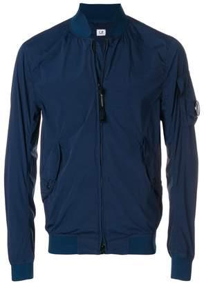 C.P. Company Nycra military bomber jacket