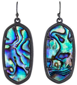 Kendra Scott Abalone Danielle Drop Earrings