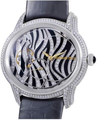 Audemars Piguet Women's 18K Diamond Watch