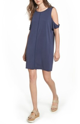 Women's Pst By Project Social T Twisted Cold Shoulder Dress $49 thestylecure.com