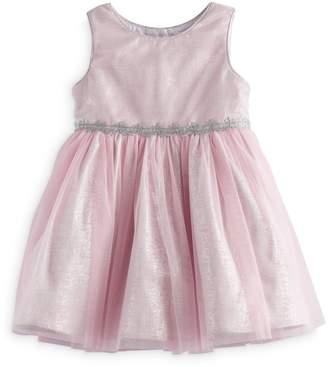 Youngland Toddler Girl Glitter Dress