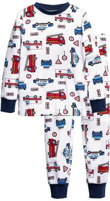 H&M Jersey Pajamas - White