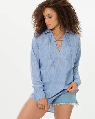 Sunshade Lace Up Shirt