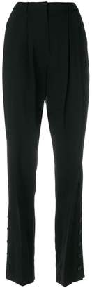 Altuzarra wide-leg button trousers