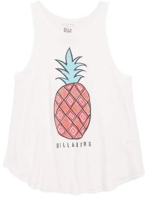 Billabong Hey Pineapple Graphic Tank
