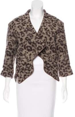 Thakoon Wool-Blend Jacket
