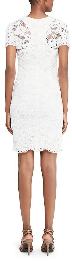 Lauren Ralph Lauren Lace Dress 3