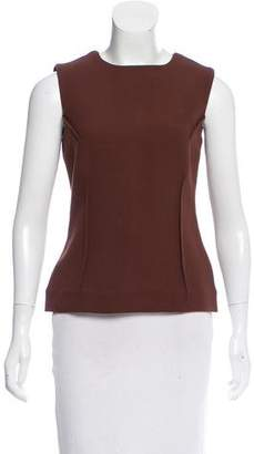Marni Wool Sleeveless Top