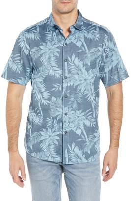 Tommy Bahama Tropical Tones Regular Fit Sport Shirt