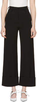 MM6 MAISON MARGIELA Black Dressy Suiting Trousers