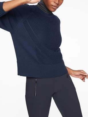 Athleta Cortina Sweater
