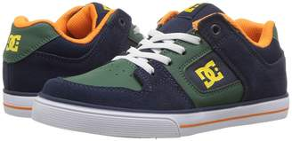 DC Kids Pure Elastic Boys Shoes
