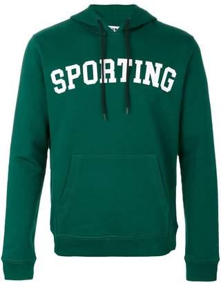 MSGM Sporting hoodie