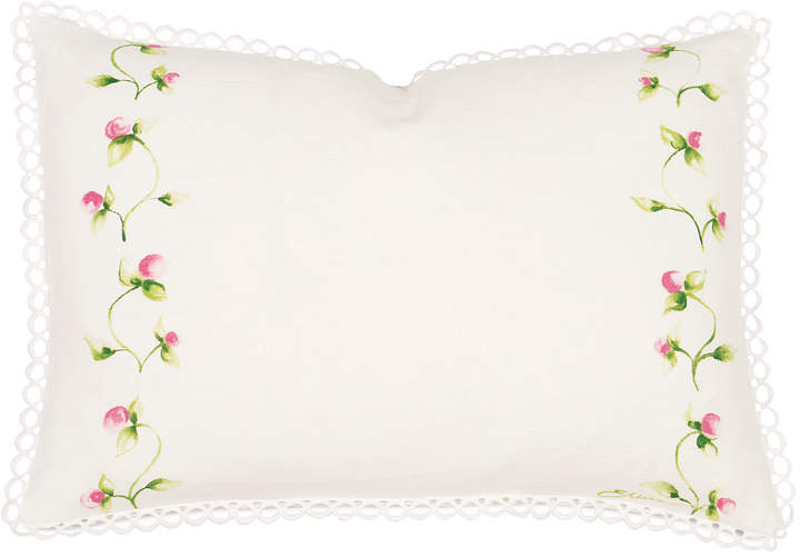 Eastern Accents Budding Spring Pillow, 12
