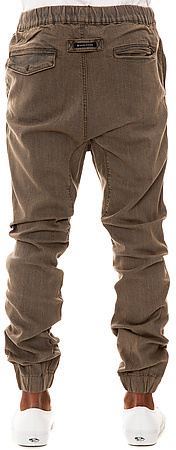 Zanerobe The Munk Trunk Pants in Distressed Cement