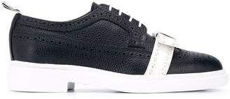 Thom Browne bow detail lightweight brogues