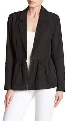 Mo:Vint Long Sleeve Peplum Jacket