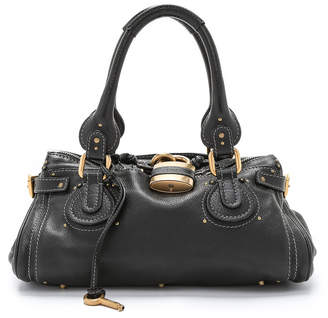 Chloé What Goes Around Comes Around Medium Paddington Bag