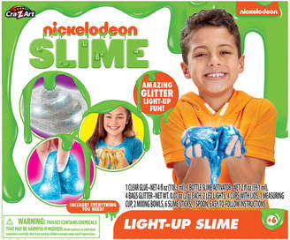 Nickelodeon Cra Z Art Light-Up Slime Set