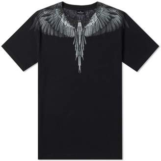 Marcelo Burlon County of Milan Wings Shoulder Tee