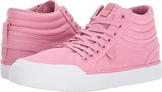 DC Women's Evan HI TX Skate Shoe