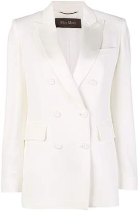 Max Mara classic tailored blazer
