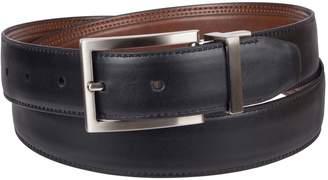 Croft & Barrow Men's Reversible Double-Stitched Dress Belt