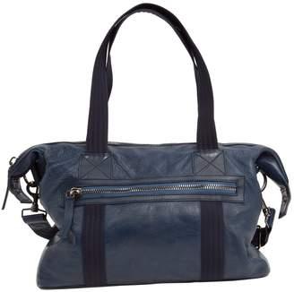 Viktor & Rolf Leather travel bag